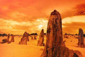 Pinnacles Perth to Exmouth Tour